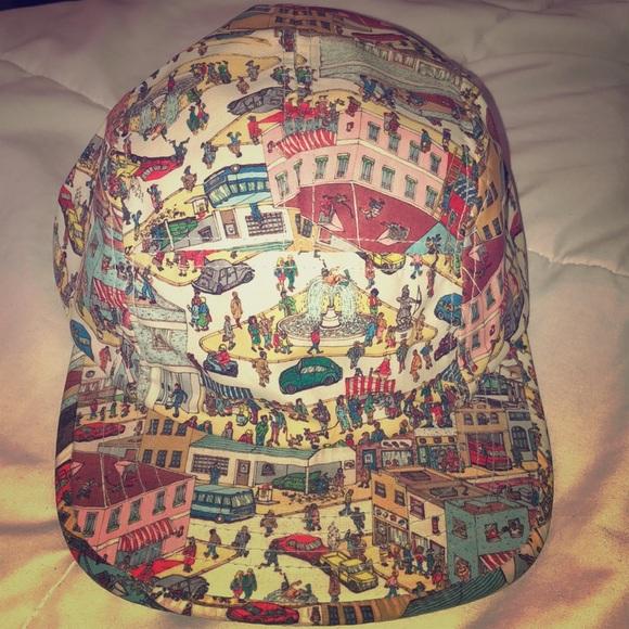 fc8ef4260e5 Where s Waldo Hat. M 5b85a582c2e88ecca037064b